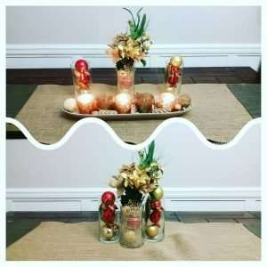 Cheap and easy holiday decorations Diy Christmas Decor ideas