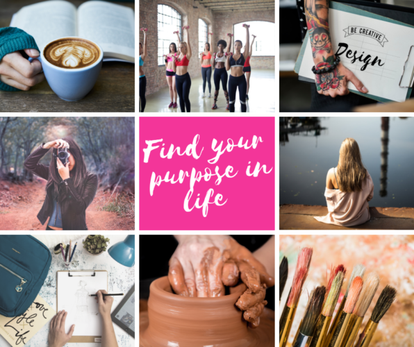 Trying to find out exactly what to do with your life? What is your life purpose? And what steps can help you find it your passion without wasting any more time. There was a time when I was unsure what to do next but these 3 steps help me get clear. Click through to find out more and download your FREE workbook |Find your purpose in life |Purpose driven life |How to find yourself