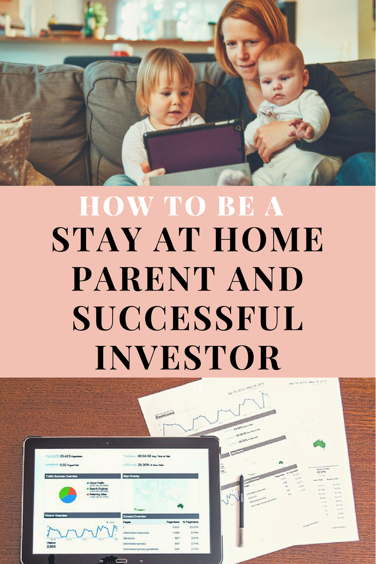 This a a good read and simple steps to make a stay at home parent or really any person a successful investor.