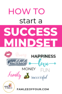 Success Mindset so you can transform your life |