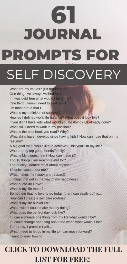 Are you finally at a point in your life where you are ready to find out more about you? You want to know what makes you tick? What will help you growth and get you out of feeling stuck? Click through to find no BS self discovery questions. Personal Growth| Personal Development, Bullet Journal Questions, Journal Prompts, Self Help, Mental Health #selflove #beconfident