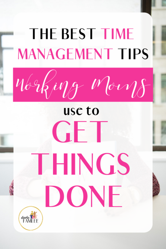 Ever wonder how to be productive when you you have kids, a job, and life? As a working mom of 3 and after reading tons of book I've put together the best methods I've found to increase productivity and getting things done! Learn simple but helpful ways to stay productive and get so much done with so little time.#timemanagementtips #productivity #getmoredoneinaday #momlifetips
