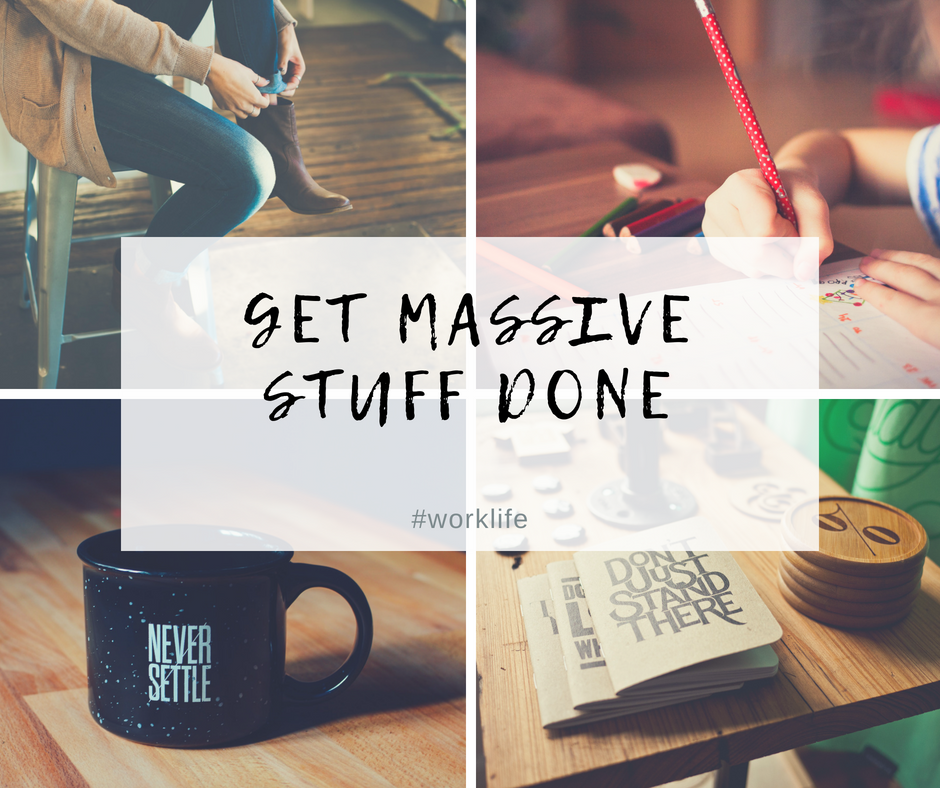 Hacks for a working mom to get more things done