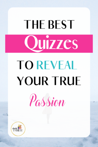 How you tried to find out your purpose in life? Read books, articles and self discovery question but still there is uncertainty? I have taken countless of quizzes and narrowed down the top 6 test on how to find your passion. Click through to take the test to change your life and gain clarity #lifepurpose #selfdiscovery HOW TO FIND YOUR PASSION