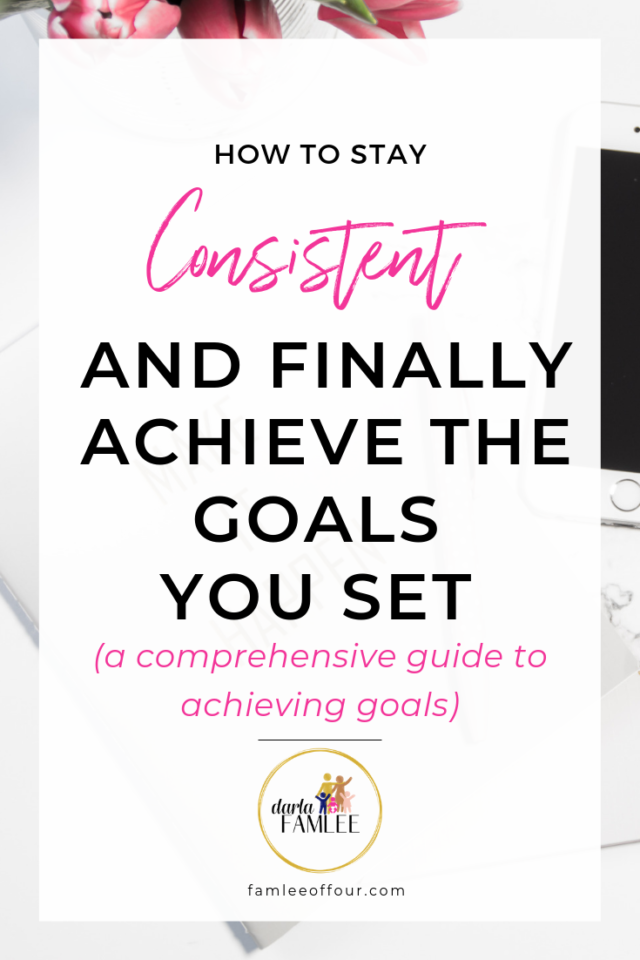 Are you trying to find the best ways to remain consistent in life? Do you find yourself starting thing but not sticking with it? Pr met staying consistent enough to make change. The key to consistent varies depending to the reason you fall short. Click through to learn effective ways to be consistent How to be consistent| key to consistency| motivation| achieve goals