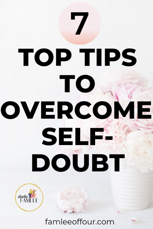 How to develop Resiliences and stop worrying or being afraid. 7 top steps to overcome self-doubt so you are confident, resilient, mentally strong and brave! Self Development| Self Improvement, become empowered woman, self help, positivity, mindset #selfesteem #confidence, social skills, stop caring what people think, self doubt overcoming
