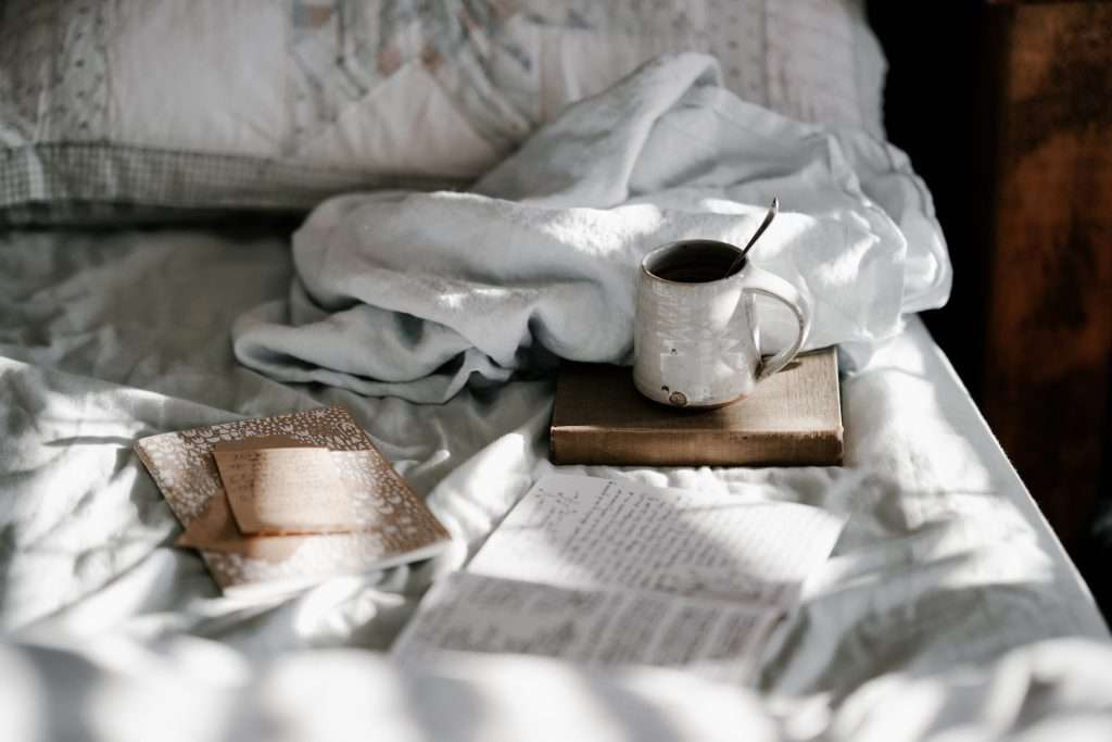 creating your relaxing routine