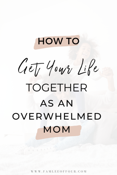 Sometime life is just too much. Your brain hurts and getting your life together seems like an even bigger task. Click through to learn how to reset and gain control so you can be productive and organized. Mom Advice | Tips for Mom Burn Out | Lost to Motherhood | Mommy brain| Simplify Your Life