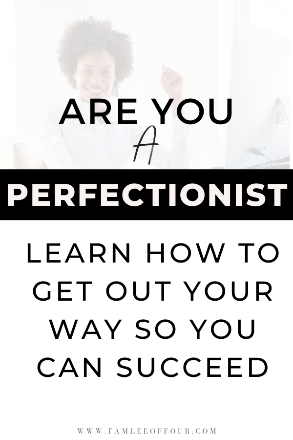 Do you know what the traits and signs of a perfection? Do you it has a HUGE impact on your growth, success and manifesting your dream life?Learn how to overcome perfectionism. Let go of the things holding you back like perfectionist. Self Development, Self discovery. #perfectionism #personaldevelopment