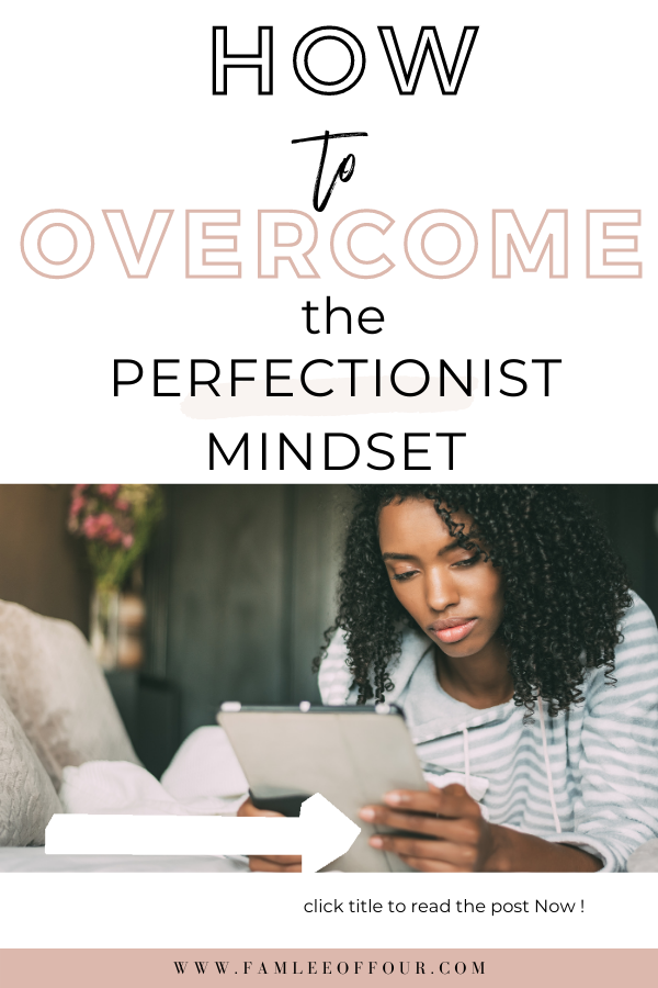 Are you struggling with getting things done? Could have the perfectionism trait ? Check out our 12 insightful ways to overcoming perfectionism today! #perfectionismtraits #procrastination #productivity #productivitytips #growthmindset